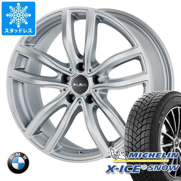 無料発送 BMW F48 X1用 スタッドレス ミシュラン ミシュラン エックスアイススノー 225/50R18 225/50R18 スタッドレス 99H XL MAK ファー タイヤホイール4本セット, クオワークス--青木鞄OfficialShop:a357dab8 --- mail.galyaszferenc.eu