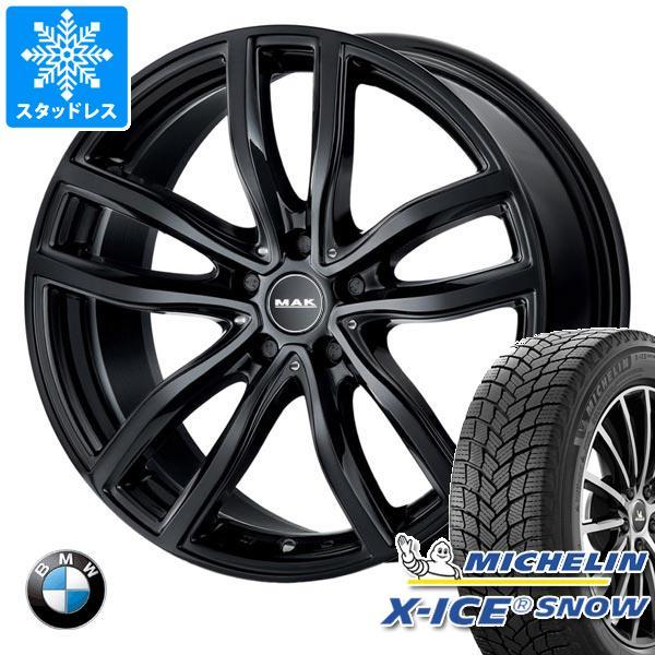 100%本物 BMW F48 X1用 スタッドレス スタッドレス ミシュラン エックスアイススノー 225/50R18 225 ミシュラン/50R18 99H XL MAK ファー タイヤホイール4本セット, 和さくら庵 最新きもの&和小物:f58be460 --- mail.galyaszferenc.eu