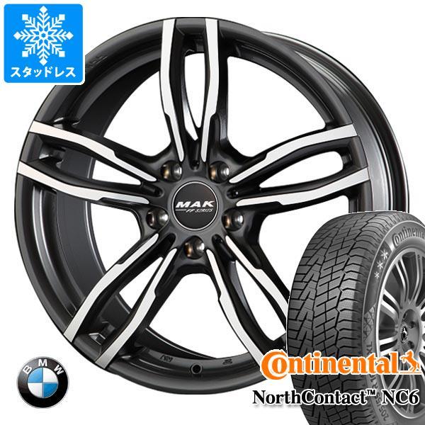 2020年最新入荷 BMW タイヤホイール4本セット F32/F33 4シリーズ用 スタッドレス コンチネンタル ノースコンタクト 4シリーズ用 NC6 NC6 225/50R17 98T XL MAK ルフト FF タイヤホイール4本セット, イームズチェア:aa93909c --- blacktieclassic.com.au