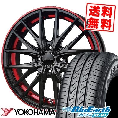 175/60R15 81H YOKOHAMA ヨコハマ BluEarth AE-01 ブルーアース AE01 Precious AST M1 プレシャス アスト M1 サマータイヤホイール4本セット