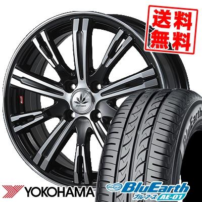 175/60R16 82H YOKOHAMA ヨコハマ BluEarth AE-01 ブルーアース AE01 Bahnsport TYPE 525 バーンシュポルト タイプ525 サマータイヤホイール4本セット