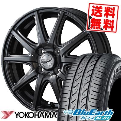 175/60R16 82H YOKOHAMA ヨコハマ BluEarth AE-01 ブルーアース AE01 FINALSPEED GR-Γ ファイナルスピード GRガンマ サマータイヤホイール4本セット