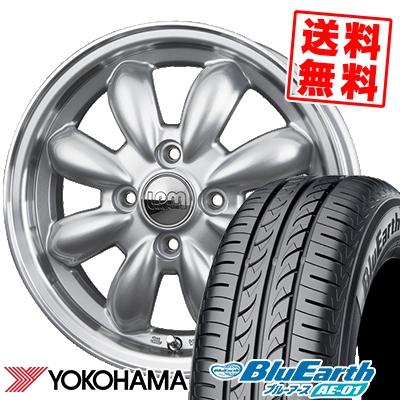 175/60R16 82H YOKOHAMA ヨコハマ BluEarth AE-01 ブルーアース AE01 LaLa Palm CUP ララパーム カップ サマータイヤホイール4本セット