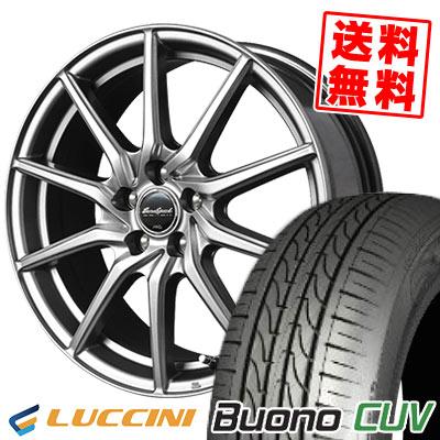 235/60R18 107V XL LUCCINI ルッチーニ Buono CUV ヴォーノ CUV EuroSpeed G810 ユーロスピード G810 サマータイヤホイール4本セット