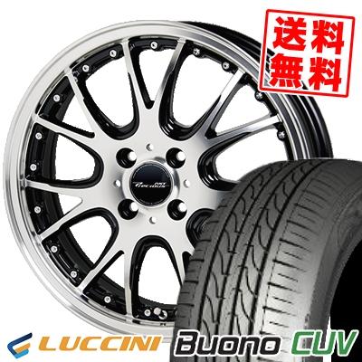 205/50R16 87V LUCCINI ルッチーニ Buono Drive ヴォーノ ドライヴ Precious AST M2 プレシャス アスト M2 サマータイヤホイール4本セット