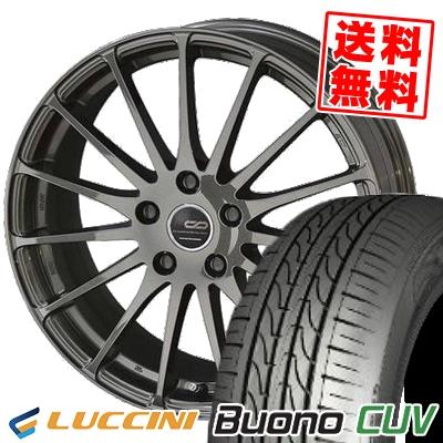 205/65R16 95H LUCCINI ルッチーニ Buono Drive ヴォーノ ドライヴ ENKEI CREATIVE DIRECTION CDF1 エンケイ クリエイティブ ディレクション CD-F1 サマータイヤホイール4本セット