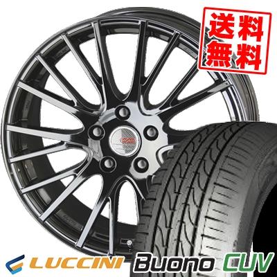 205/65R16 95H LUCCINI ルッチーニ Buono Drive ヴォーノ ドライヴ ENKEI CREATIVE DIRECTION CDS1 エンケイ クリエイティブ ディレクション CD-S1 サマータイヤホイール4本セット