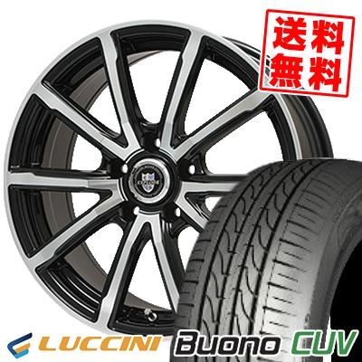 195/65R15 LUCCINI ルッチーニ Buono Drive ヴォーノ ドライヴ EXPLODE-BPV エクスプラウド BPV サマータイヤホイール4本セット【取付対象】