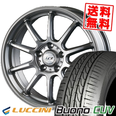 195/65R15 91H LUCCINI ルッチーニ Buono Drive ヴォーノ ドライヴ LCZ010 LCZ010 サマータイヤホイール4本セット