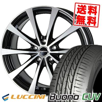 205/65R16 LUCCINI ルッチーニ Buono Drive ヴォーノ ドライヴ Laffite LE-03 ラフィット LE-03 サマータイヤホイール4本セット