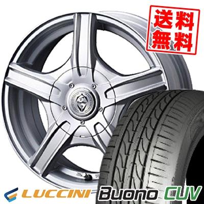 205/65R16 LUCCINI ルッチーニ Buono Drive ヴォーノ ドライヴ Treffer MH トレファーMH サマータイヤホイール4本セット