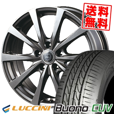 215/65R15 100H XL LUCCINI ルッチーニ Buono Drive ヴォーノ ドライヴ CLAIRE RG10 クレール RG10 サマータイヤホイール4本セット