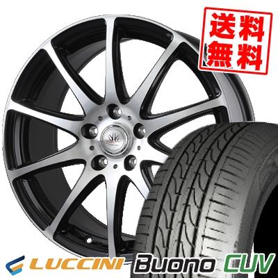 205/55R16 91V LUCCINI ルッチーニ Buono Drive ヴォーノ ドライヴ BADX LOXARNY SPORT RS-10 バドックス ロクサーニ スポーツ RS-10 サマータイヤホイール4本セット