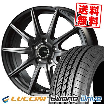 205/60R16 96H XL LUCCINI ルッチーニ Buono Drive ヴォーノ ドライヴ V-EMOTION GS10 Vエモーション GS10 サマータイヤホイール4本セット【取付対象】