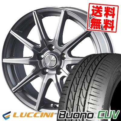 205/60R16 96H XL LUCCINI ルッチーニ Buono Drive ヴォーノ ドライヴ V-EMOTION SR10 Vエモーション SR10 サマータイヤホイール4本セット【取付対象】