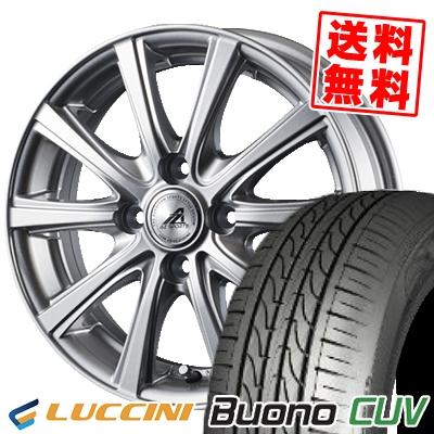 205/50R16 87V LUCCINI ルッチーニ Buono Drive ヴォーノ ドライヴ AZ sports YL-10 AZスポーツ YL-10 サマータイヤホイール4本セット【取付対象】