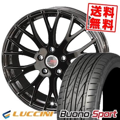 215/55R16 97V XL LUCCINI ルッチーニ Buono Sport ヴォーノ スポーツ ENKEI CREATIVE DIRECTION CDM2 エンケイ クリエイティブ ディレクション CD-M2 サマータイヤホイール4本セット