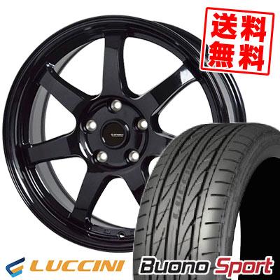 215 G-03/40R18 89W XL LUCCINI ルッチーニ ルッチーニ Buono Sport Buono ヴォーノ スポーツ G.speed G-03 Gスピード G-03 サマータイヤホイール4本セット, ニッチリッチキャッチ:64d372af --- sunward.msk.ru