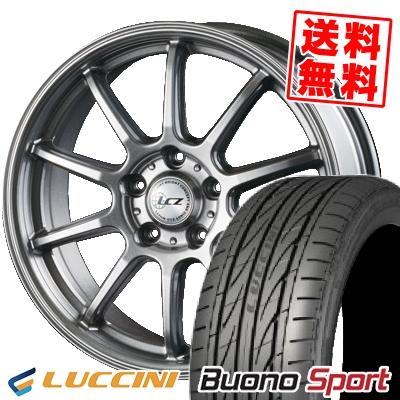 235/40R18 95W XL LUCCINI ルッチーニ Buono Sport ヴォーノ スポーツ LCZ010 LCZ010 サマータイヤホイール4本セット