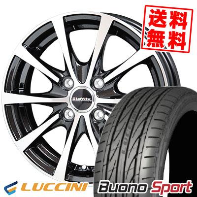 205/40R17 LUCCINI ルッチーニ Buono Sport ヴォーノ スポーツ Laffite LE-03 ラフィット LE-03 サマータイヤホイール4本セット【取付対象】