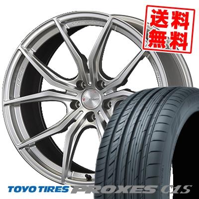 245/40R20 TOYO TIRES トーヨー タイヤ PROXES C1S プロクセスC1S RAYS GRAMLIGHTS 57FXX レイズ グラムライツ 57FXX サマータイヤホイール4本セット