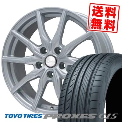 215/60R16 TOYO TIRES トーヨー タイヤ PROXES C1S プロクセス C1S B-WIN KRX B-WIN KRX サマータイヤホイール4本セット