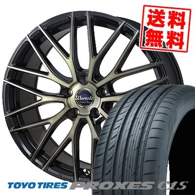 ファッションの 245/35R20 TOYO TIRES トーヨー タイヤ 245/35R20 PROXES PROXES C1S プロクセスC1S トーヨー Warwic Empress Mesh ワーウィック エンプレスメッシュ サマータイヤホイール4本セット, 靴スニーカーのシューメイト花幸:9b3f19b0 --- domains.visuallink.ca
