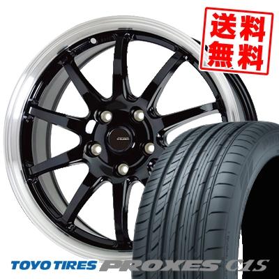 215/65R15 96V TOYO TIRES トーヨー タイヤ PROXES C1S プロクセス C1S G.speed P-04 ジースピード P-04 サマータイヤホイール4本セット