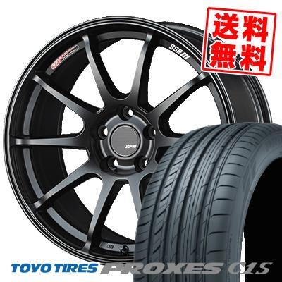 大注目 225/45R18 95W TOYO TIRES トーヨータイヤ PROXES C1S プロクセス C1S SSR GTV02 SSR GTV02 サマータイヤホイール4本セット, チクラマチ cee7ecfd