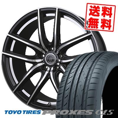 【即出荷】 245/40R19 TOYO TIRES トーヨー タイヤ PROXES C1S プロクセスC1S LOXARNY KERAS ロクサーニ ケラス サマータイヤホイール4本セット, スリーアール dcad2b18