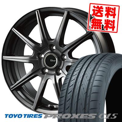 245/45R17 99W TOYO TIRES トーヨー タイヤ PROXES C1S プロクセスC1S V-EMOTION GS10 Vエモーション GS10 サマータイヤホイール4本セット