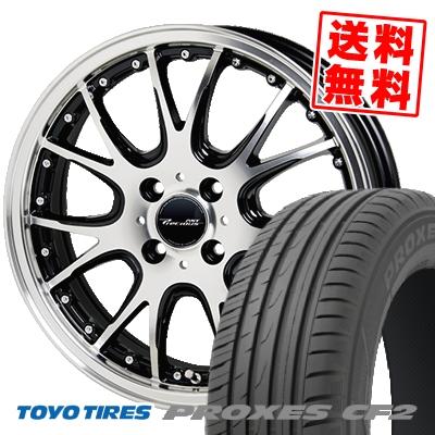 195/45R16 84V TOYO TIRES トーヨー タイヤ PROXES CF2 プロクセス CF2 Precious AST M2 プレシャス アスト M2 サマータイヤホイール4本セット