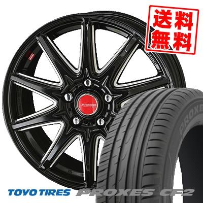 215/50R17 95V TOYO TIRES トーヨー タイヤ PROXES CF2 プロクセス CF2 RIVAZZA CORSE リヴァッツァ コルセ サマータイヤホイール4本セット