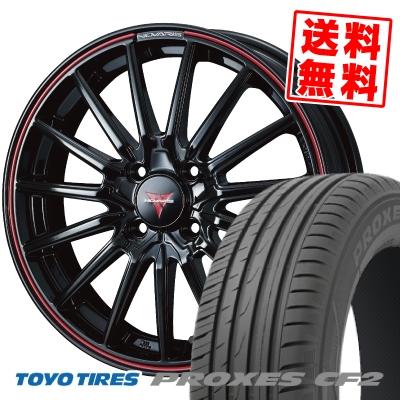 215/45R16 90V TOYO TIRES トーヨー タイヤ PROXES CF2 プロクセス CF2 WEDS NOVARIS ROHGUE SO ウェッズ ノヴァリス ローグ SO サマータイヤホイール4本セット