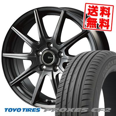 215/50R17 95V TOYO TIRES トーヨー タイヤ PROXES CF2 プロクセス CF2 V-EMOTION GS10 Vエモーション GS10 サマータイヤホイール4本セット