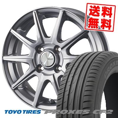 215/45R16 90V TOYO TIRES トーヨー タイヤ PROXES CF2 プロクセス CF2 V-EMOTION SR10 Vエモーション SR10 サマータイヤホイール4本セット