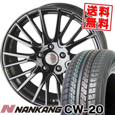 215/70R15 109/107S NANKANG ナンカン CW-20 CW-20 ENKEI CREATIVE DIRECTION CDS1 エンケイ クリエイティブ ディレクション CD-S1 サマータイヤホイール4本セット