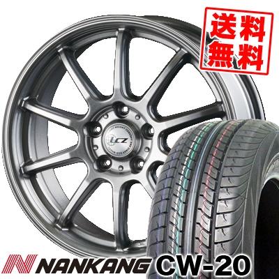 215/70R15 109/107S NANKANG ナンカン CW-20 CW-20 LCZ010 LCZ010 サマータイヤホイール4本セット