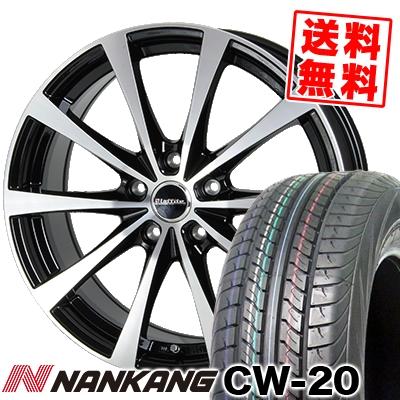215/70R15 109/107S NANKANG ナンカン CW-20 CW-20 Laffite LE-03 ラフィット LE-03 サマータイヤホイール4本セット