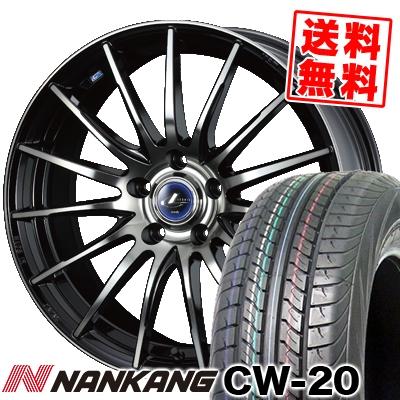 215/70R15 109/107S NANKANG ナンカン CW-20 CW-20 weds LEONIS NAVIA 05 ウエッズ レオニス ナヴィア 05 サマータイヤホイール4本セット