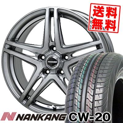 215/70R15 109/107S NANKANG ナンカン CW-20 CW-20 WAREN W04 ヴァーレン W04 サマータイヤホイール4本セット