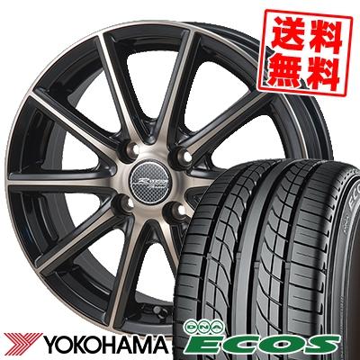 205/50R16 87V YOKOHAMA ヨコハマ DNA ECOS ES300 DNA エコス ES300 MONZA R VERSION Sprint モンツァ Rヴァージョン スプリント サマータイヤホイール4本セット