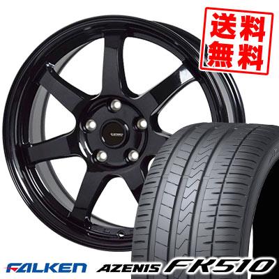 おすすめ 245/45R18 100Y XL FALKEN ファルケン AZENIS FK510 アゼニス FK510 G.speed G-03 Gスピード G-03 サマータイヤホイール4本セット, インテリア ドーモ 70848c9d