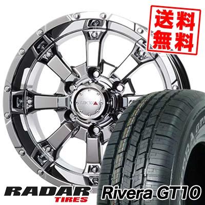 今年も話題の 265 265/70R16/70R16 111S RADAR レーダー Rivera GT10 GT10 リベラ ジーティーテン リベラ MKW MK-46 MKW MK-46 サマータイヤホイール4本セット for 200系ハイエース【取付対象】, レザークラフト一革:d71861c8 --- promilahcn.com