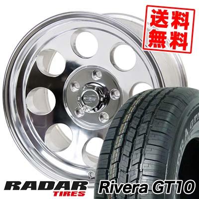 265/70R16 111S RADAR レーダー Rivera GT10 リベラ ジーティーテン PRO COMP 1069 プロコンプ 1069 サマータイヤホイール4本セット for 200系ハイエース【取付対象】
