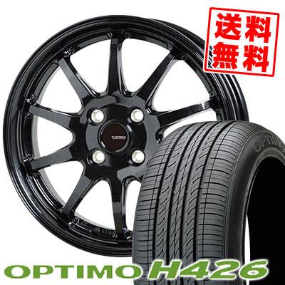 175/60R15 85H XL HANKOOK ハンコック OPTIMO H426 オプティモ H426 G.speed G-04 Gスピード G-04 サマータイヤホイール4本セット