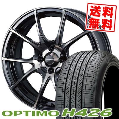 175/65R15 HANKOOK ハンコック OPTIMO H426 オプティモ H426 wedsSport SA-10R ウエッズスポーツ SA10R サマータイヤホイール4本セット