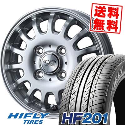 165/65R14 79T HIFLY ハイフライ HF201 HF201 VICENTE-04EV ヴィセンテ04 EV サマータイヤホイール4本セット