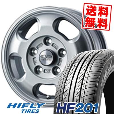 165/80R13 83T HIFLY ハイフライ HF201 HF201 VICENTE-05 TL ヴィセンテ05 TL サマータイヤホイール4本セット