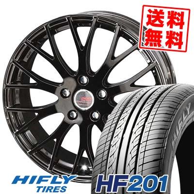 215/70R15 98H HIFLY ハイフライ HF201 エイチエフ ニイマルイチ ENKEI CREATIVE DIRECTION CDM2 エンケイ クリエイティブ ディレクション CD-M2 サマータイヤホイール4本セット